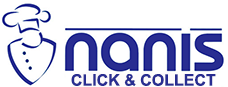 Nanis Catering London logo